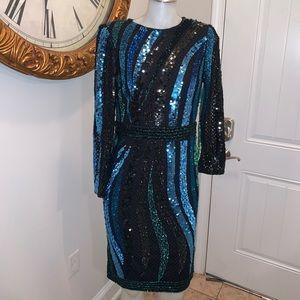 RI Luxe Edition Sequin Dress 10